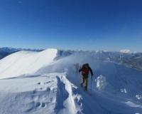 Skitouren Heimatberge